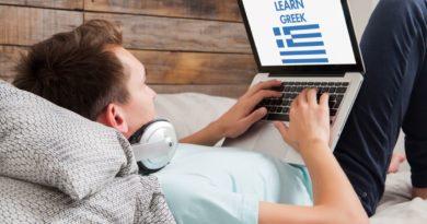 Greek Language Courses