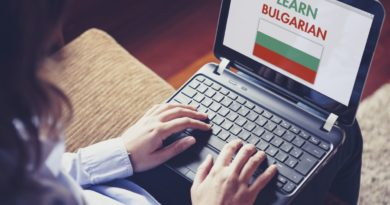 Bulgarian Language Courses