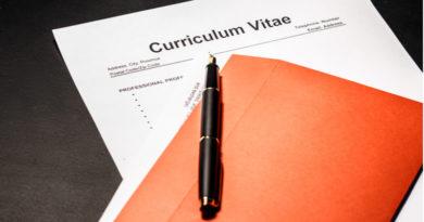 CV (Curriculum Vitae) Preparation