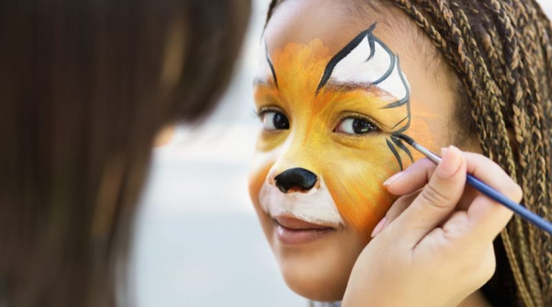 Courses in Face Painting