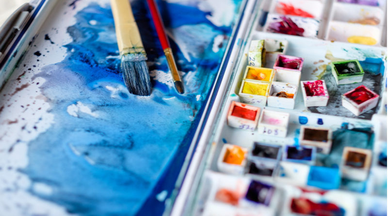 Courses in Art Therapy