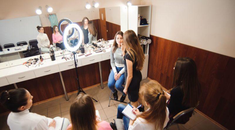 Beauty Teacher Training Courses
