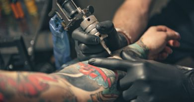 Body Art and Tattoo Courses