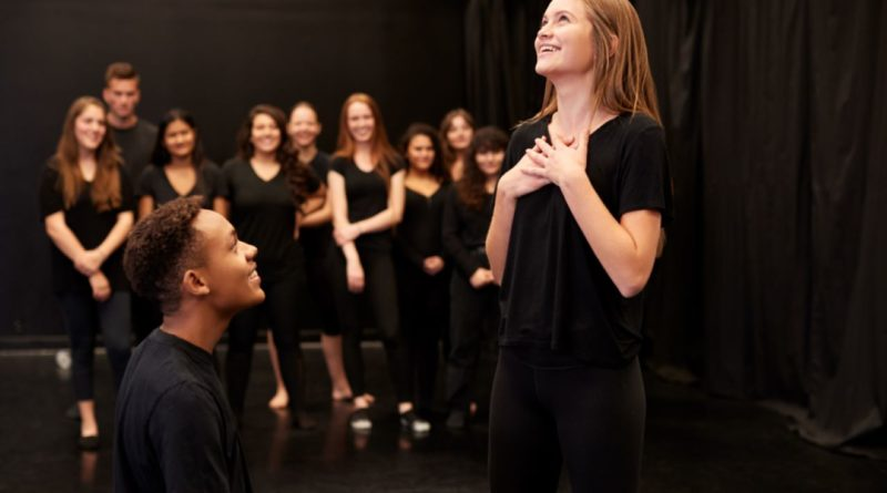 Courses in Performing Arts
