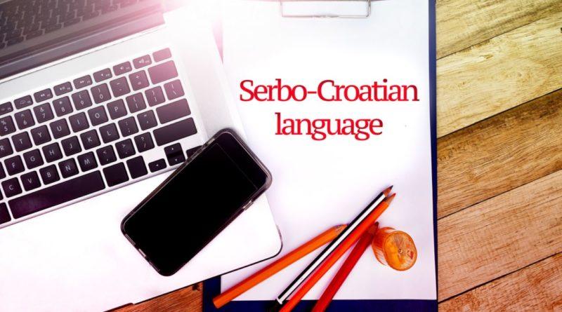 Learn to Speak Serbo Croatian