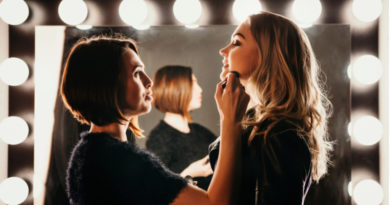 Courses in Makeup Techniques Become A Makeup Artist