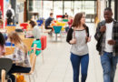 Students returning to university in England begin classes on May 17th