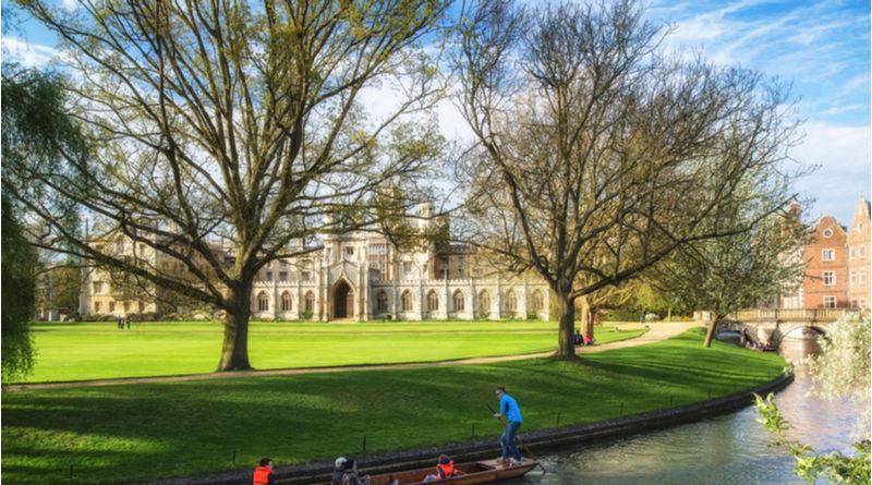 Cambridge third in Academic Ranking of World Universities 2021
