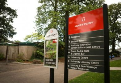 Hartpury University and College becomes first in the UK to ban unvaccinated students