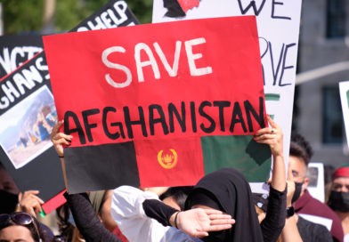 Afghan Chevening Scholar Evacuated to UK