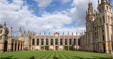 Oxbridge student organizations will be exempt from free speech laws.